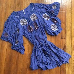 Free People Gauze Dress